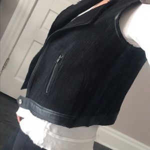 BB Dakota Moto black vest